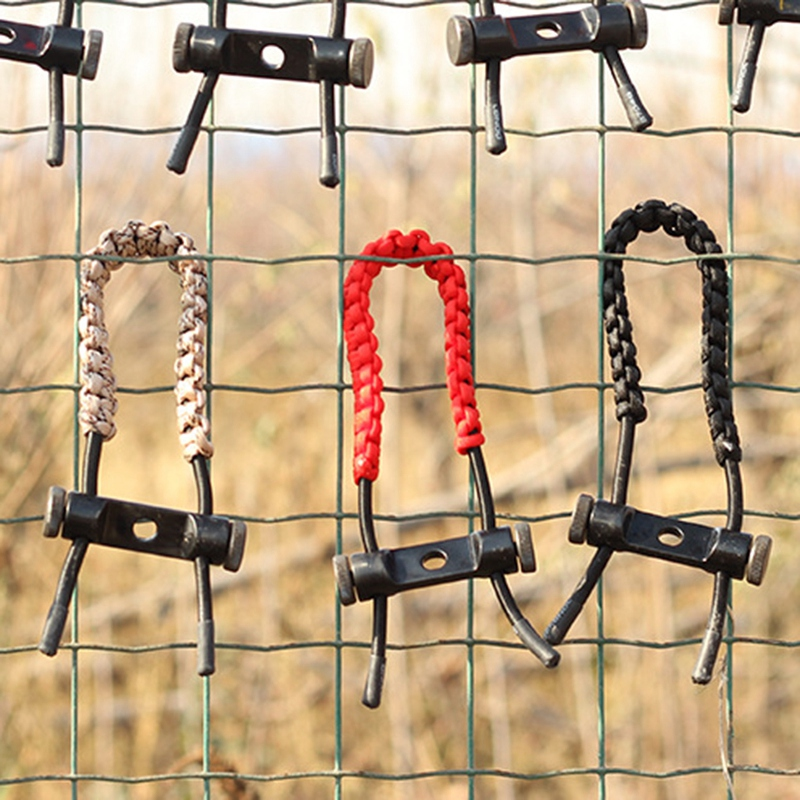 thumbnail 3 - Archery-Wrist-Sling-Compound-Bow-Wrist-Rope-Wrist-Rope-Hand-Knitted-Wrist-R-X5E4