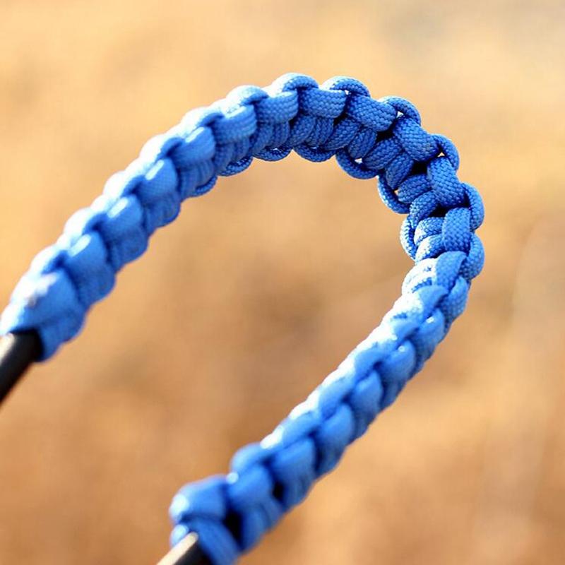 thumbnail 11 - Archery-Wrist-Sling-Compound-Bow-Wrist-Rope-Wrist-Rope-Hand-Knitted-Wrist-R-X5E4