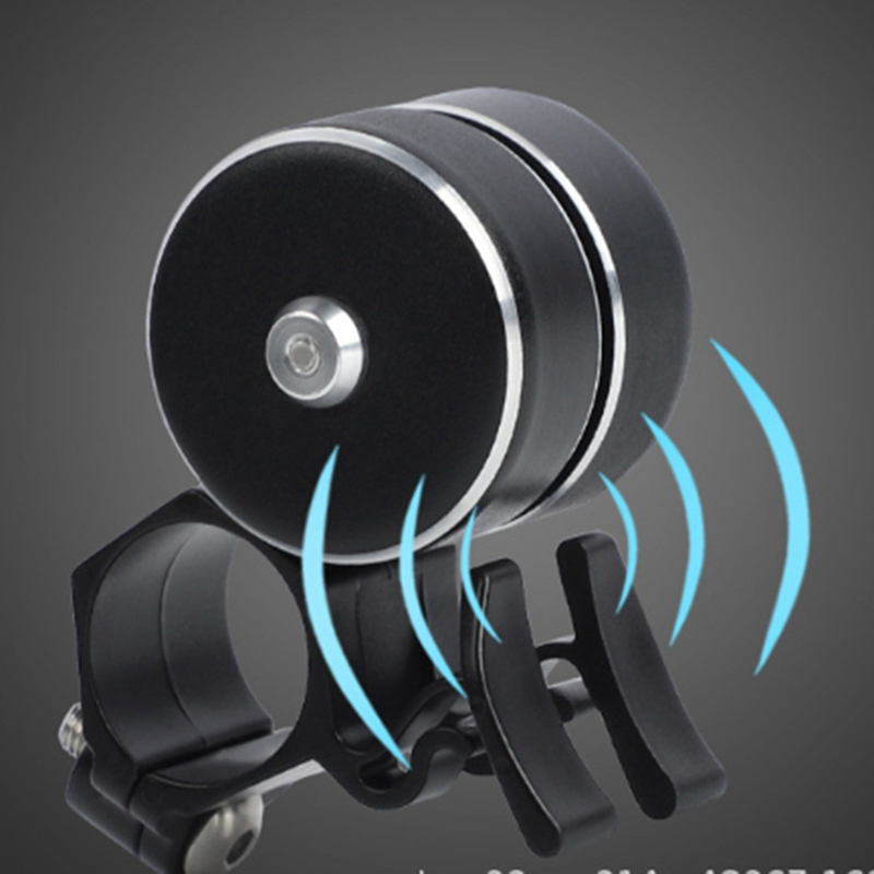 thumbnail 13 - Bicycle Bell Mountain Road Bike Horn Sound Alarm for Safety Cycling Handleb X5R9