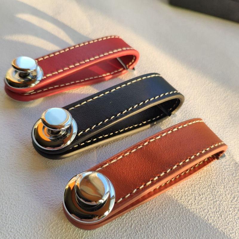 miniatura 3 - Bolso de Mano para Llaves de Coche a la Moda, Estuche para Cartera, Cadena, K9U5