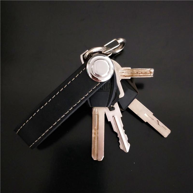 miniatura 6 - Bolso de Mano para Llaves de Coche a la Moda, Estuche para Cartera, Cadena, K9U5