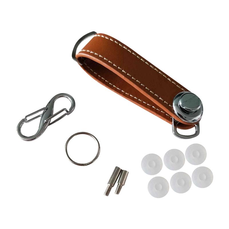 miniatura 4 - Bolso de Mano para Llaves de Coche a la Moda, Estuche para Cartera, Cadena, K9U5