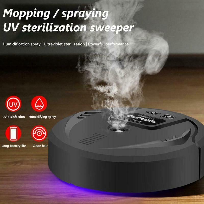 miniatura 7 - DesinfeccióN UV Robot de Barrido Inteligente Aspiradora de Piso Barredora d F6I2