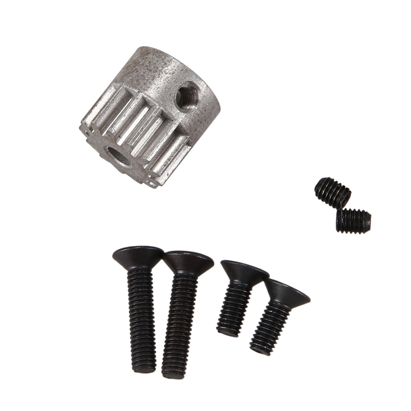 Komplettes-Getriebe-Getriebeset-1-10-RC-Crawler-Auto-Axial-SCX10-SCX10-II-9-M8E9 Indexbild 3