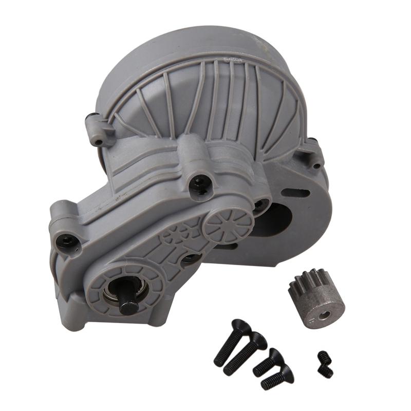 Komplettes-Getriebe-Getriebeset-1-10-RC-Crawler-Auto-Axial-SCX10-SCX10-II-9-M8E9 Indexbild 10