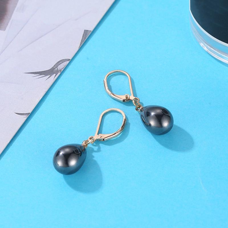 Indexbild 32 - Kreative Mehrfarbige Ohrringe Stilvolle Ohrringe mit SüßEm Temperament Eleg E9U7
