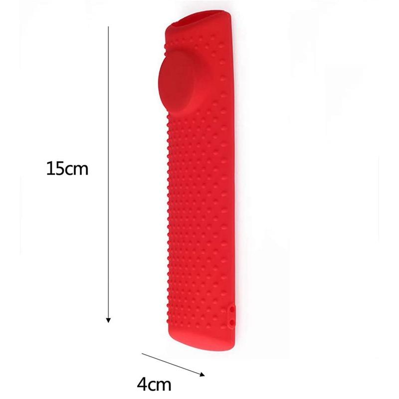 miniature 41 - Housse de Protection en Silicone pour TéLéCommande Amazon Fire TV Stick Lit F2R6