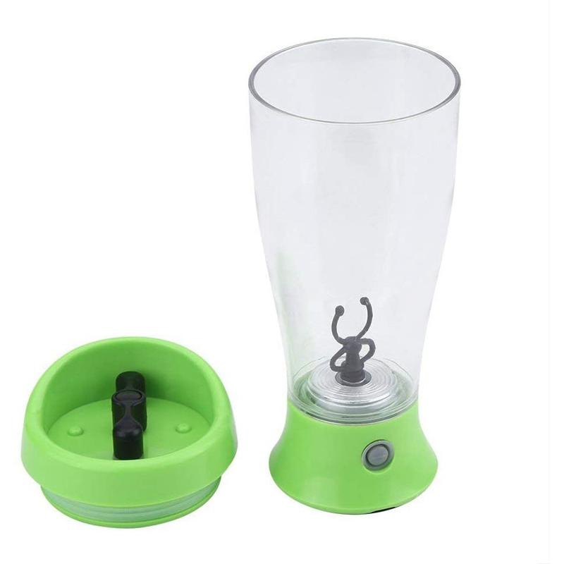 miniatura 21 - Licuadoras AutomáTicas de Café y Leche, Agitador de Tazas, Mezclador EléCtr Z5G3