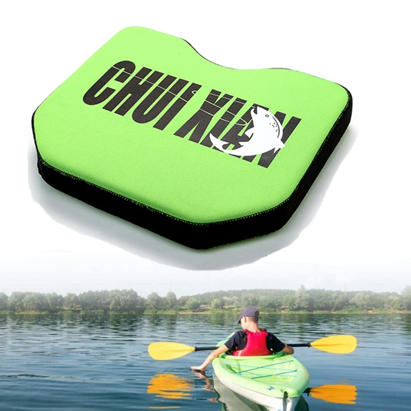 miniatura 8 - CHUIXIAN CX CojíN de Asiento de Kayak, CojíN de Asiento de Kayak para Canoa D5B7