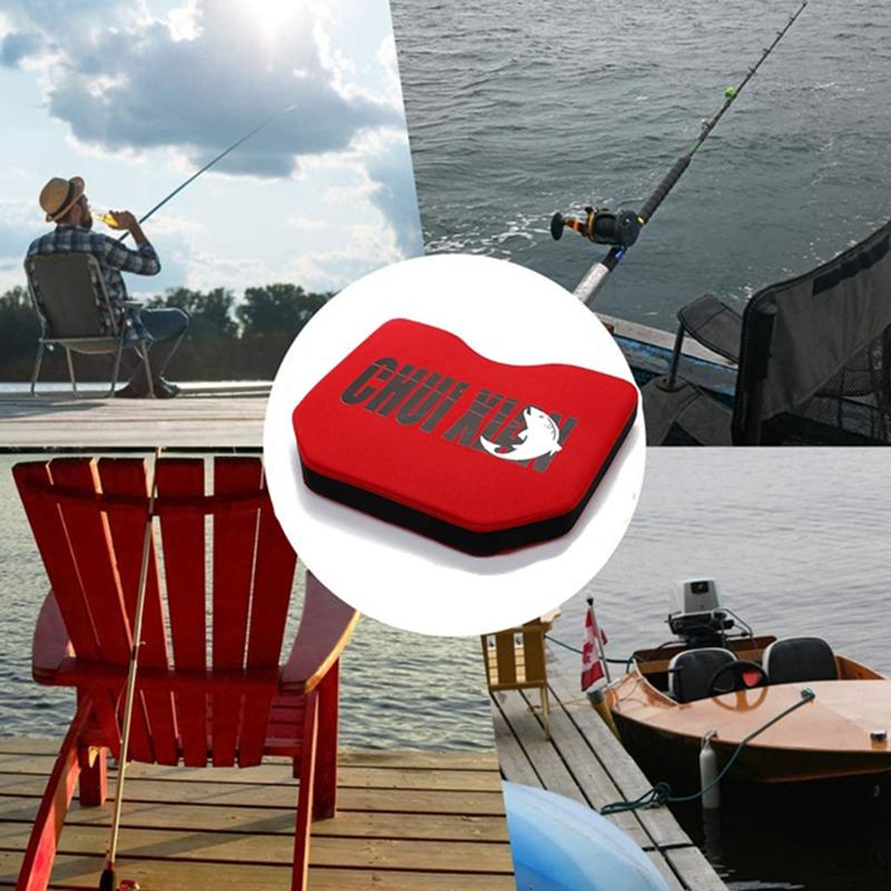 miniatura 9 - CHUIXIAN CX CojíN de Asiento de Kayak, CojíN de Asiento de Kayak para Canoa D5B7