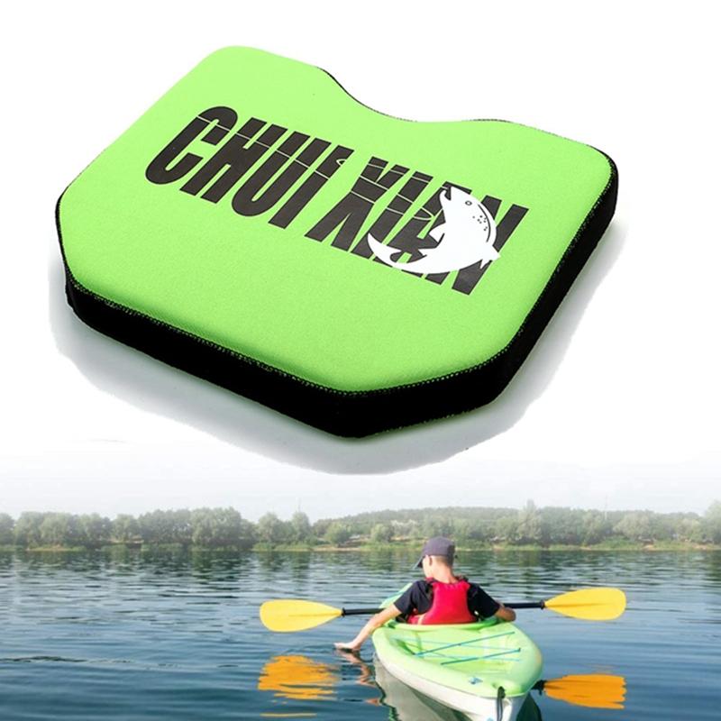 miniatura 16 - CHUIXIAN CX CojíN de Asiento de Kayak, CojíN de Asiento de Kayak para Canoa D5B7