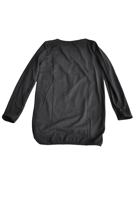 frauen langarm schaedel printed stretch pullover hemd de ebay. Black Bedroom Furniture Sets. Home Design Ideas
