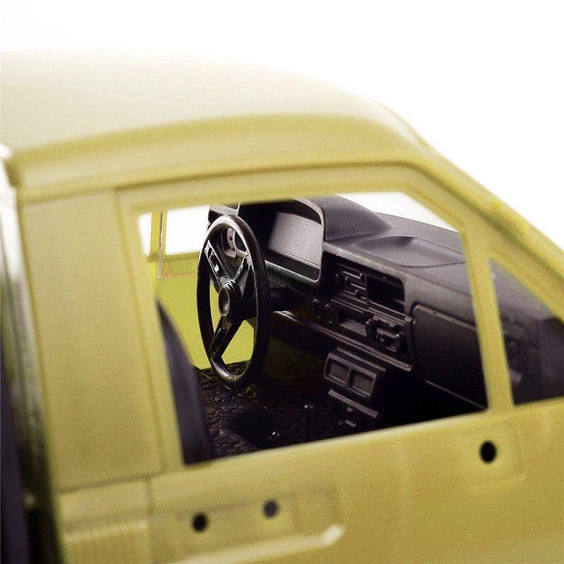 WPL-C14-1-16-Echelle-2-4G-2CH-4WD-Mini-Off-road-RC-Semi-camion-RTR-pour-les-2T6 miniature 15