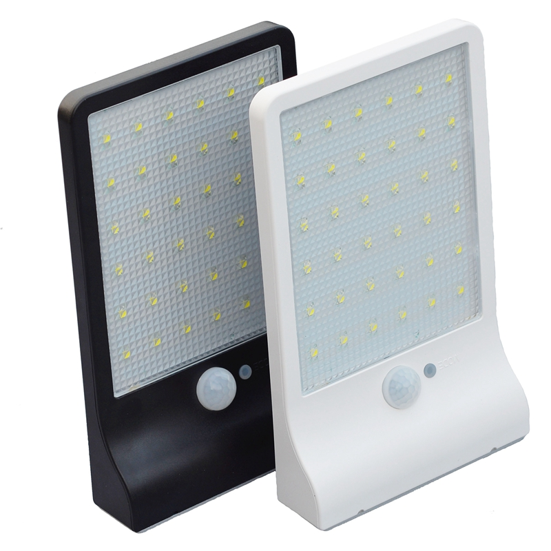 36-LED-luz-de-energia-solar-brillante-Sensor-de-movimiento-PIR-Seguridad-al-a-PB miniatura 4