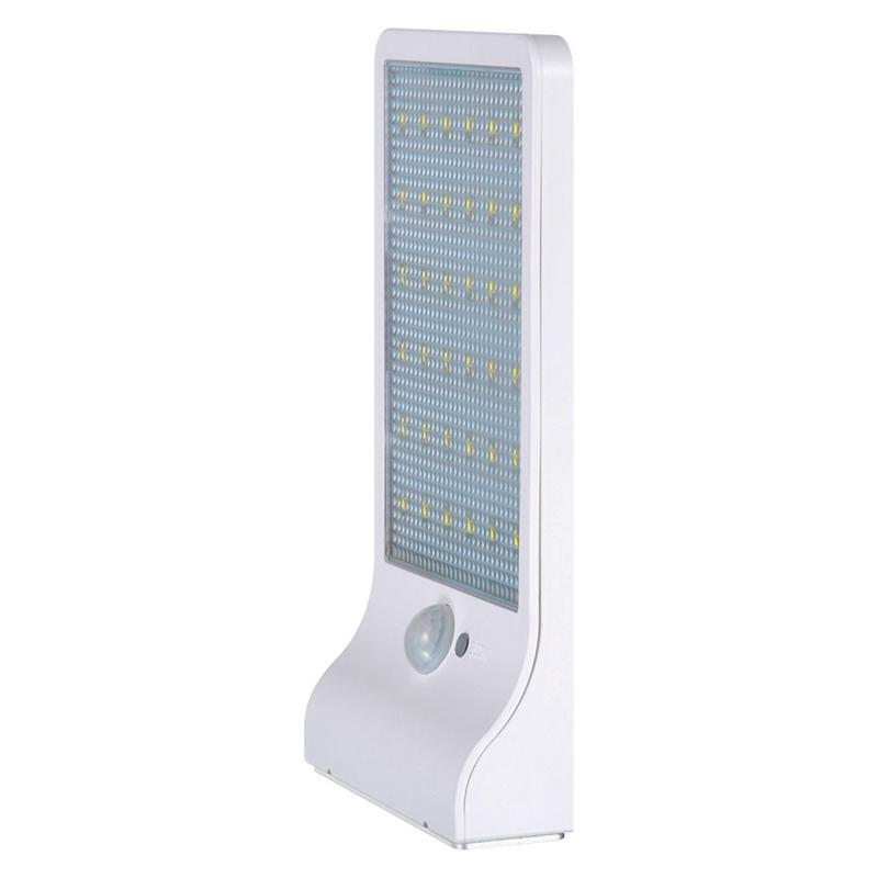 36-LED-luz-de-energia-solar-brillante-Sensor-de-movimiento-PIR-Seguridad-al-a-PB miniatura 5