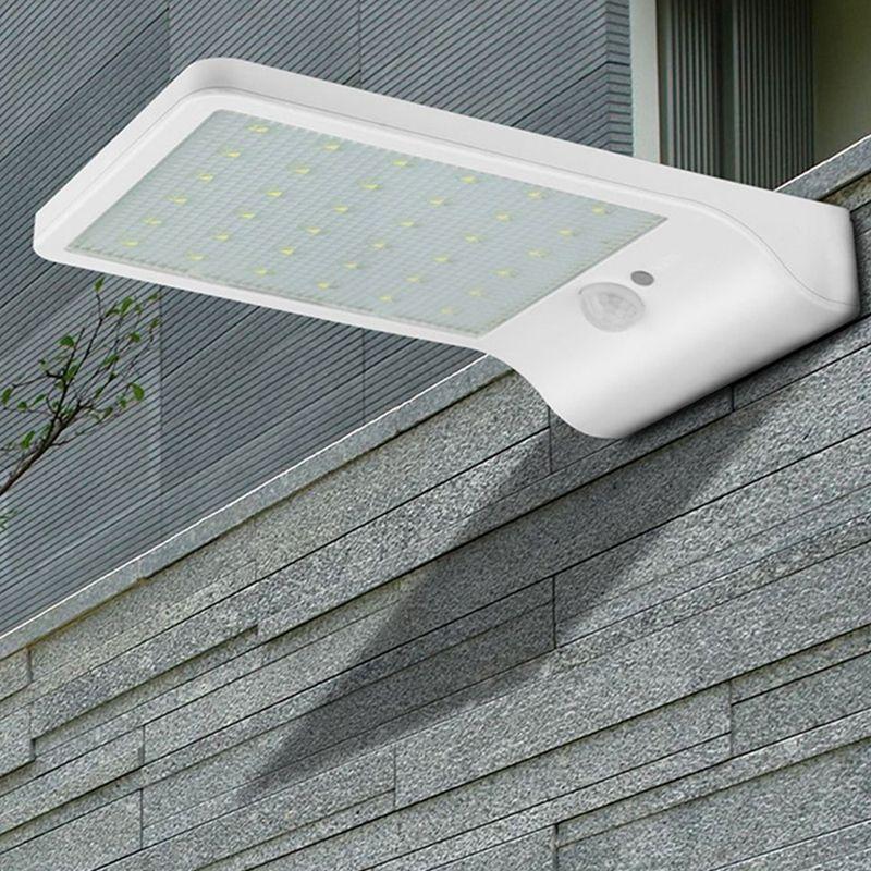 36-LED-luz-de-energia-solar-brillante-Sensor-de-movimiento-PIR-Seguridad-al-a-PB miniatura 7