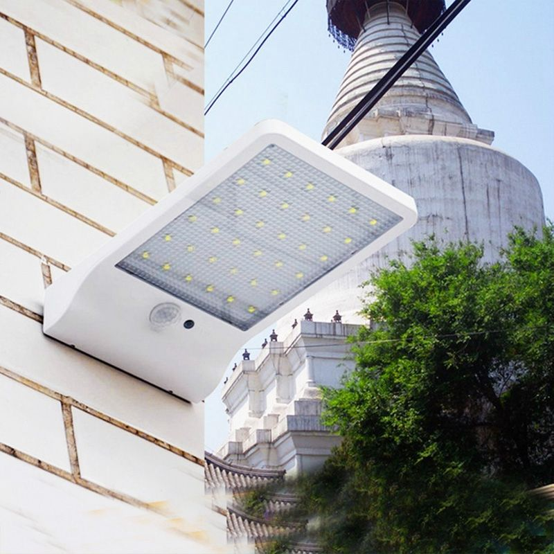 36-LED-luz-de-energia-solar-brillante-Sensor-de-movimiento-PIR-Seguridad-al-a-PB miniatura 8