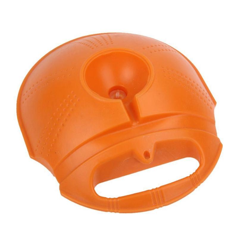 Nouveau base d'entrainement de boule de tennis tennis tennis simpe , Outil + Tennis Orange J8B 56519f