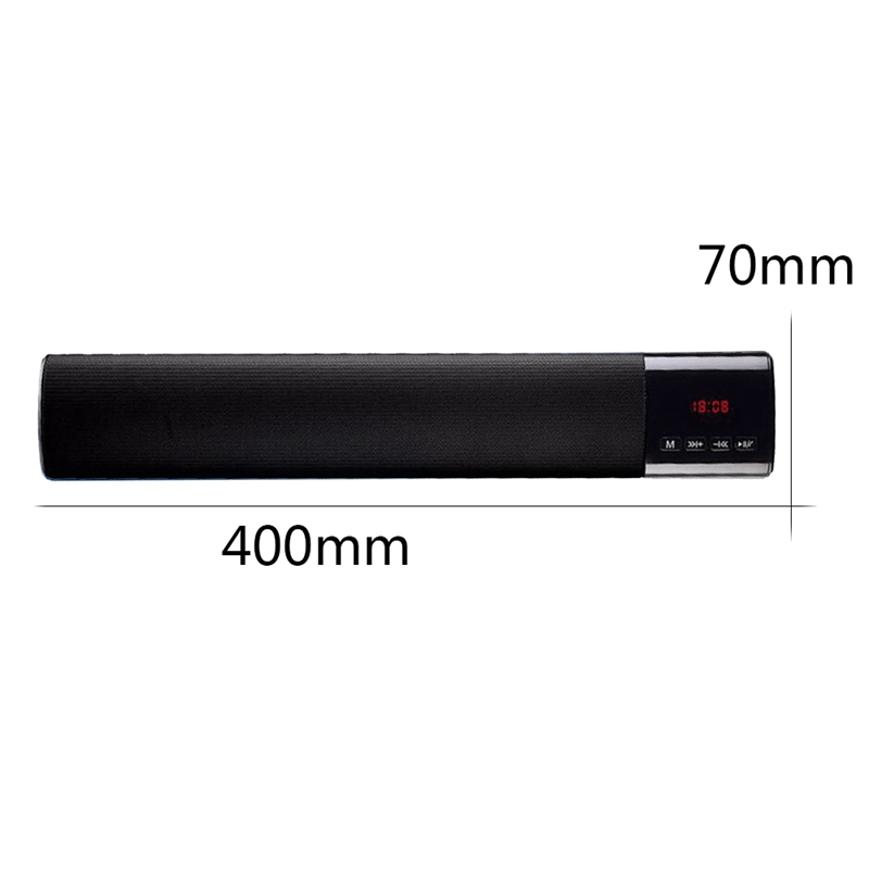 2X-Bluetooth-Wireless-3D-Soundbar-Soundbar-Theater-HiFi-Lautsprechersystem-L7F0 Indexbild 21