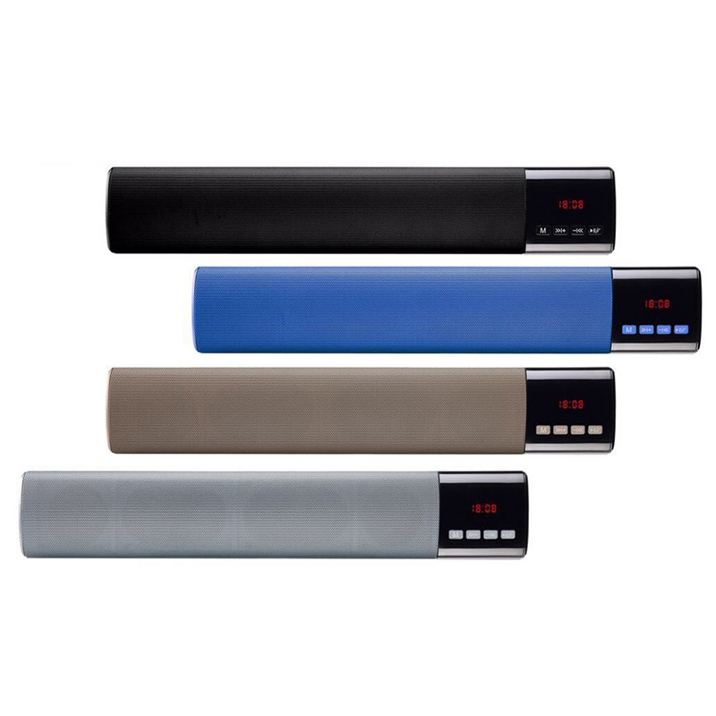 2X-Bluetooth-Wireless-3D-Soundbar-Soundbar-Theater-HiFi-Lautsprechersystem-L7F0 Indexbild 26