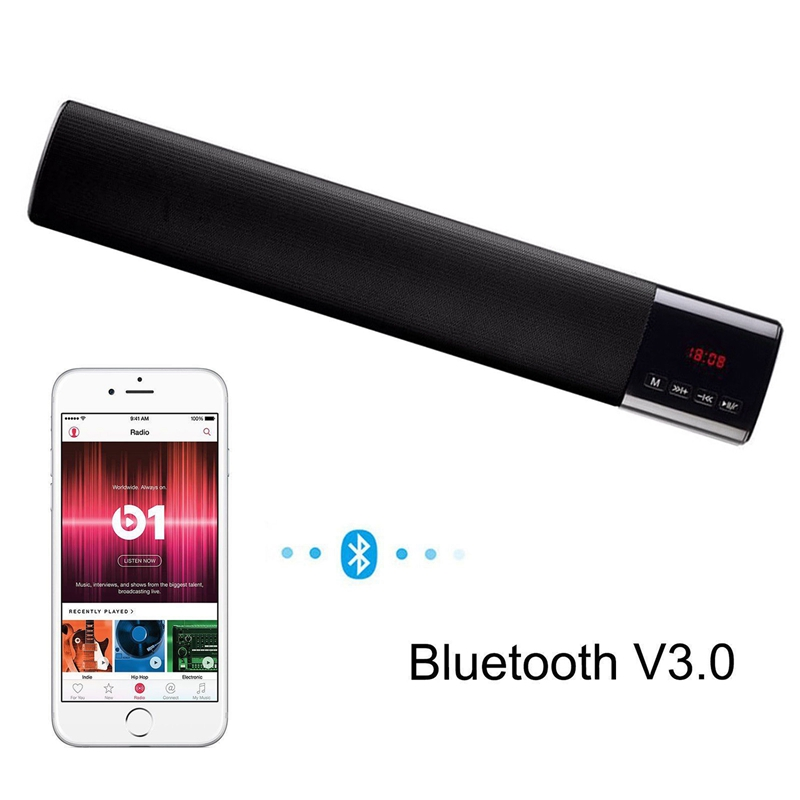 2X-Bluetooth-Wireless-3D-Soundbar-Soundbar-Theater-HiFi-Lautsprechersystem-L7F0 Indexbild 27