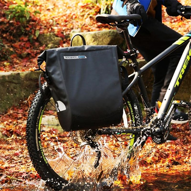 ROSWHEEL-Bike-Cycling-Waterproof-Rear-Tail-Trunk-Bicycle-Sport-Carrier-bag-V7