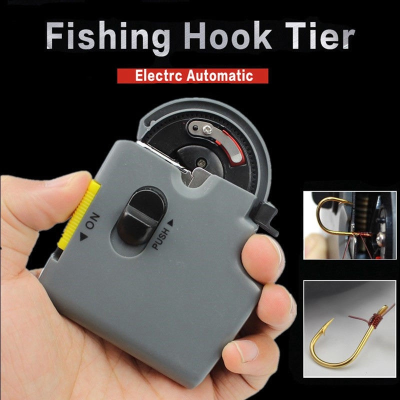 NEW-Portable-Automatic-Electric-Hook-Tier-hine-For-Tied-Fishing-hooks-amp-Line-R3P