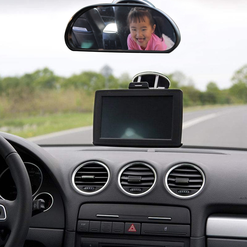 5X-Espejo-retrovisor-interior-del-coche-Monitor-de-bebe-nino-asiento-trasero-J6