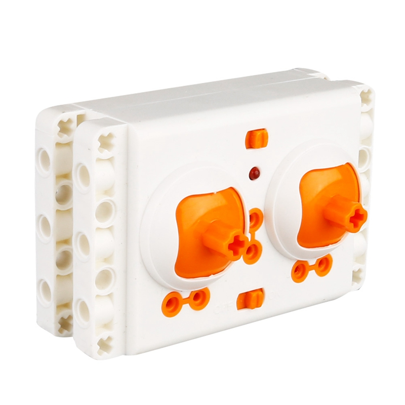 SDL-Nuevo-2-4G-1-16-Coche-RC-Juguete-rompecabezas-de-empalme-DIY-electrico-R7H1 miniatura 9