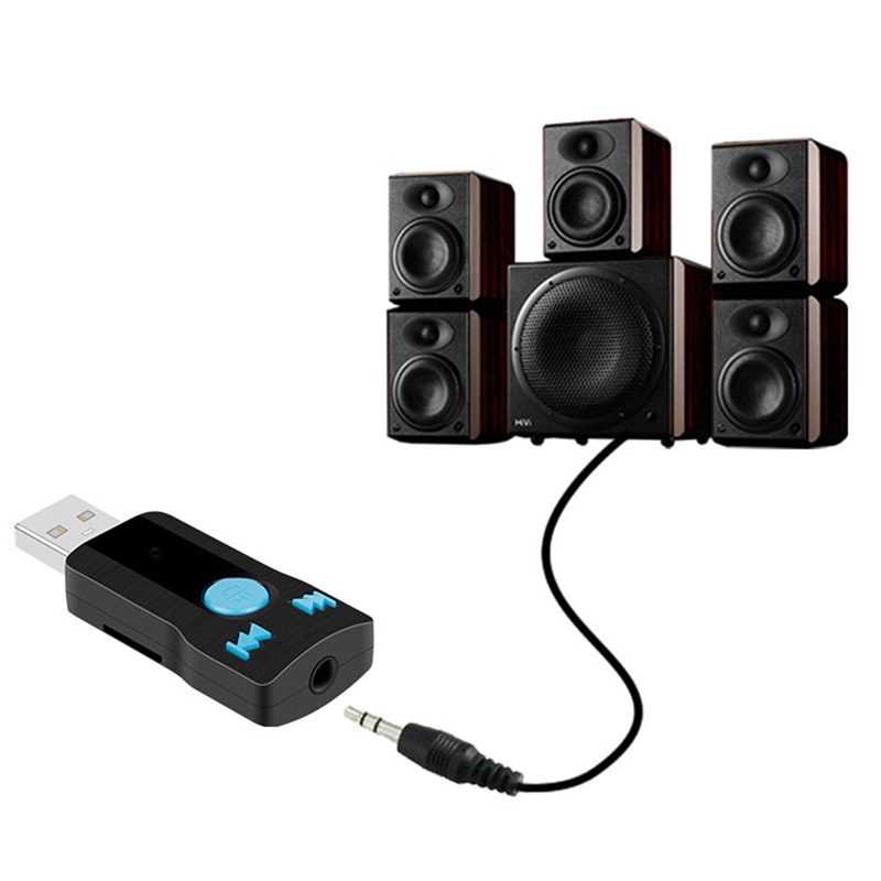 drahtloser bluetooth car kit aux audio usb bluetooth. Black Bedroom Furniture Sets. Home Design Ideas