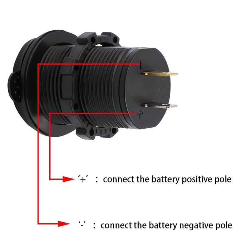5V-4-2A-Dual-2USB-Charger-Socket-Adapter-Power-Outlet-for-12V-24V-Car-Motor-Y4O2 miniatuur 32