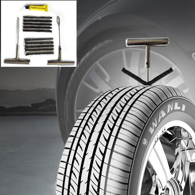 8X(Kfz-und 8X(Kfz-und 8X(Kfz-und Motorrad-Vakuum-Reparatur-Tool Reifen-Reparatur-Kit E2Y7) J7 080ac5