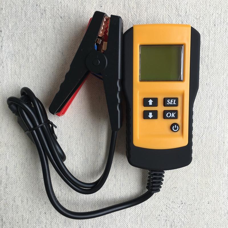 AE300 12V Car Battery Digital Tester Battery Tester Analysis D8A7