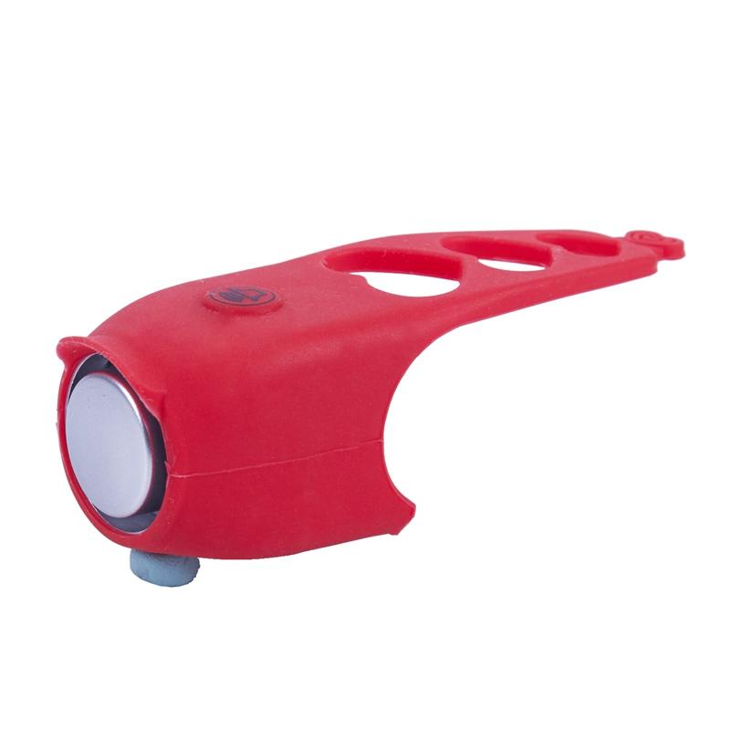 Klaxon-electrique-a-velo-VTT-VTT-Velo-de-route-Guidon-Sonnerie-d-039-alarme-J4C1 miniature 6