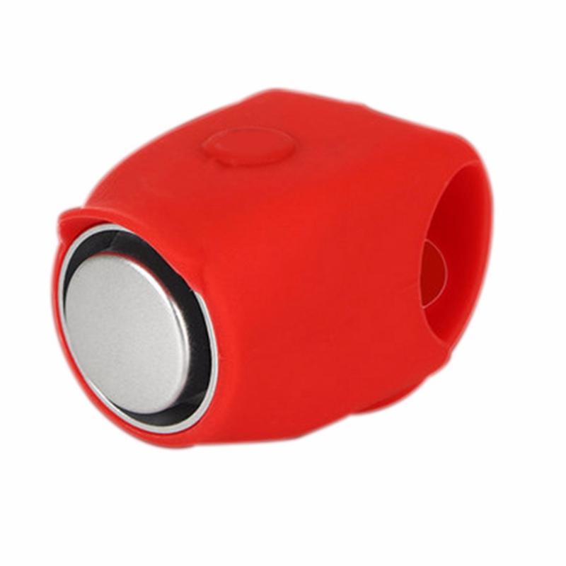 Klaxon-electrique-a-velo-VTT-VTT-Velo-de-route-Guidon-Sonnerie-d-039-alarme-J4C1 miniature 10