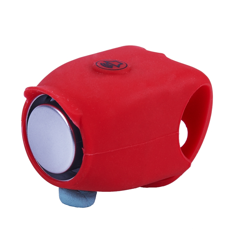 Klaxon-electrique-a-velo-VTT-VTT-Velo-de-route-Guidon-Sonnerie-d-039-alarme-J4C1 miniature 11