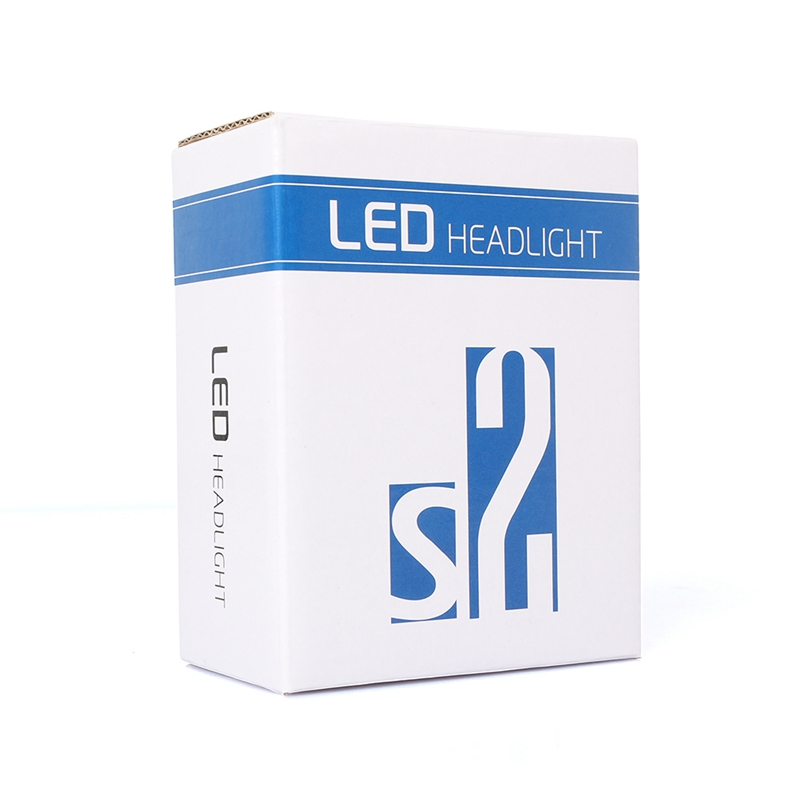 3X-S2-H7-Ampoules-LED-pour-phares-de-voiture-6500K-72W-8000LM-COB-Lampe-fro-4L1 miniature 8